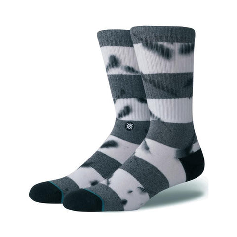 Stance Mens Emmer Socks Black-50-50 Skate Shop
