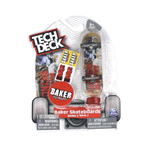 Tech Deck Baker Reynolds Series 7-50-50 Skate Shop