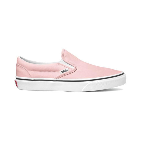 Vans Classic Slip On Blushing True White - 50-50 Skate Shop