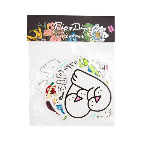 Ripndip Sticker Pack - 50-50 Skate Shop