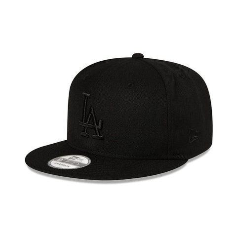 New Era 9FIFTY Los Angeles Dodgers Black on Black