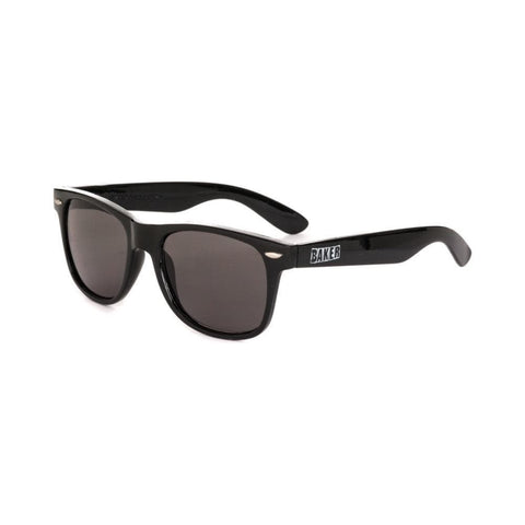 Baker Shades Brand Logo Black/White-50-50 Skate Shop