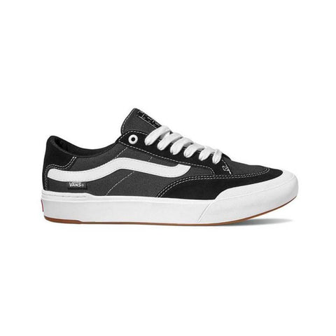 Vans Berle Pro Black True White-50-50 Skate Shop