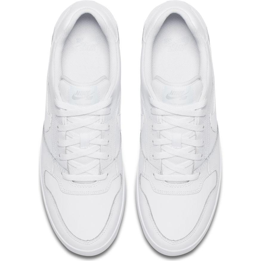 wholesale sales outlet boutique hot products Nike SB Delta Force Vulc White White White