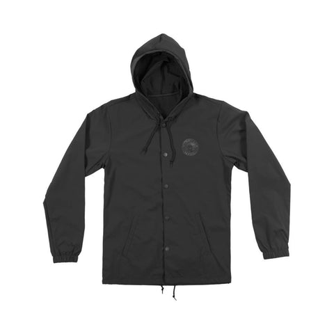 Anti hero Jacket HD Stay Ready Reflective Black - 50-50 Skate Shop