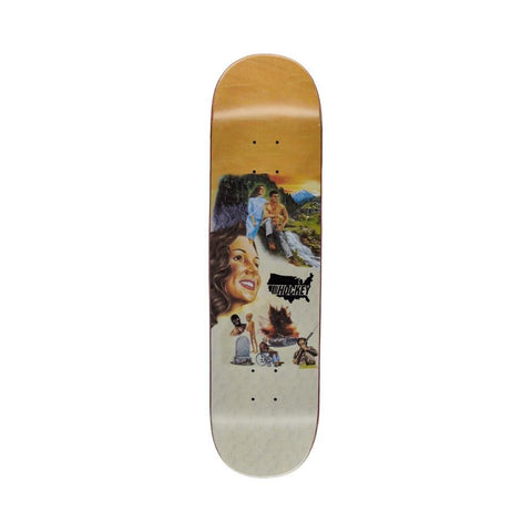 "Hockey Religious Book Deck 8.125"" - 50-50 Skate Shop"