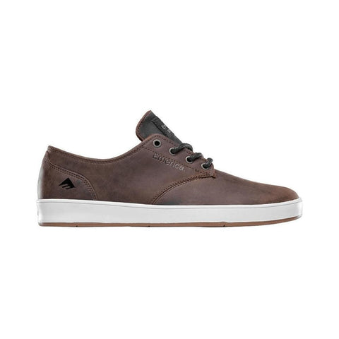 Emerica The Romero Laced Brown Grey White - 50-50 Skate Shop