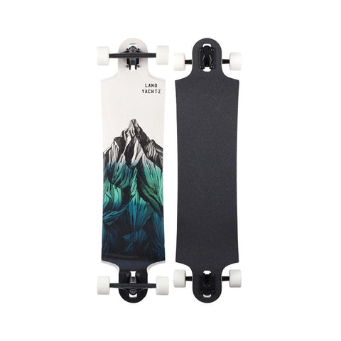 "Landyachtz Skateboard Custom Complete 2018 Switchblade 40""-50-50 Skate Shop"
