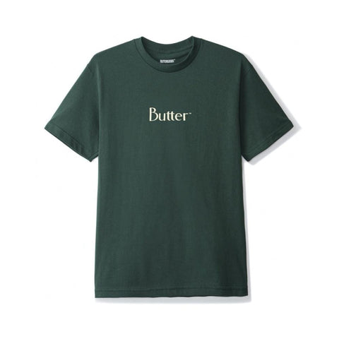 Butter Goods Classic Logo Forest Green - 50-50 Skate Shop