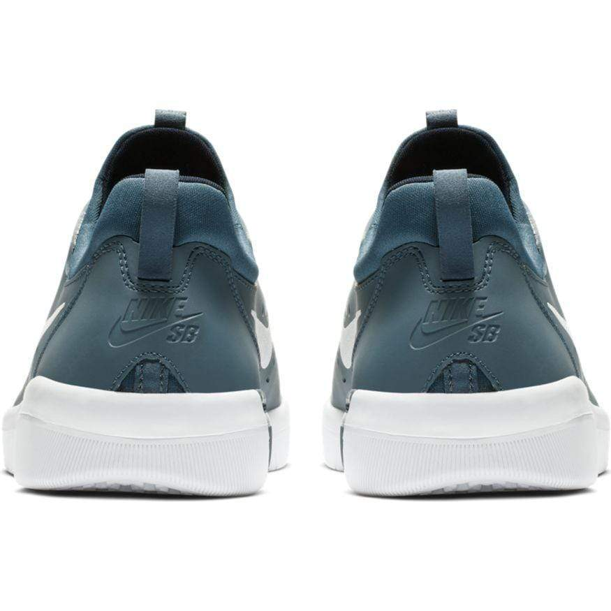 shop best sellers official shop factory outlet Nike SB Nyjah Free Premium Thunderstorm White Obsidian