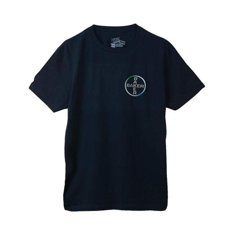 Baker Tee Painkiller Navy - 50-50 Skate Shop