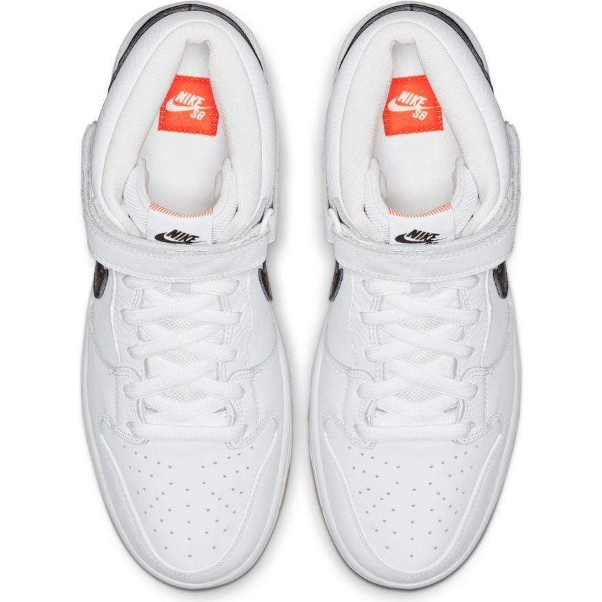2e085009ac33 Nike SB Dunk Mid Pro ISO Orange Label White Black White Gum Light Brown-50