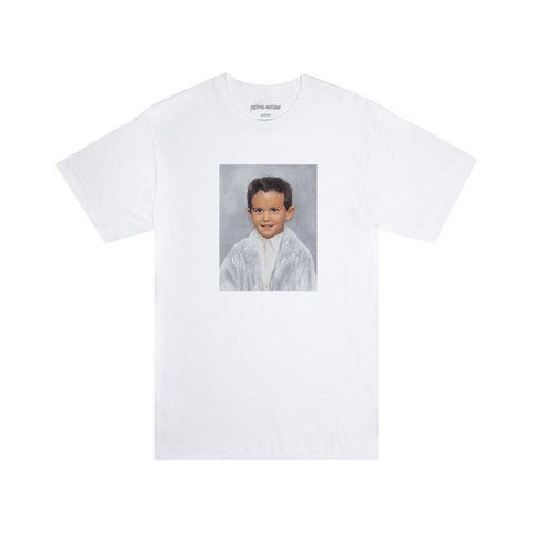 Fucking Awesome Dylan Rieder Short Sleeve T shirt White-50-50 Skate Shop