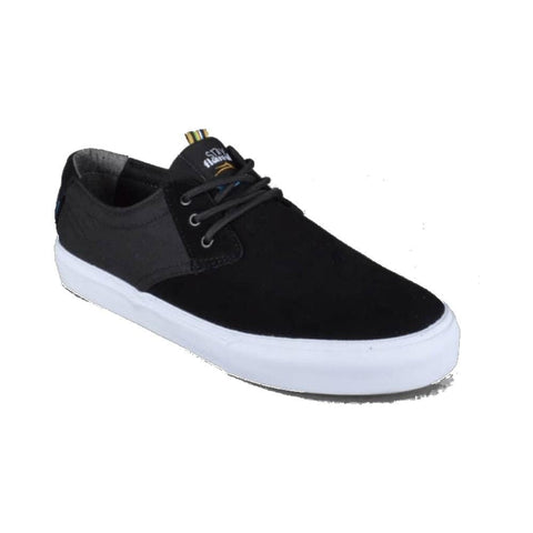 Lakai MJ Stay Falred SMU Black White Suede - 50-50 Skate Shop