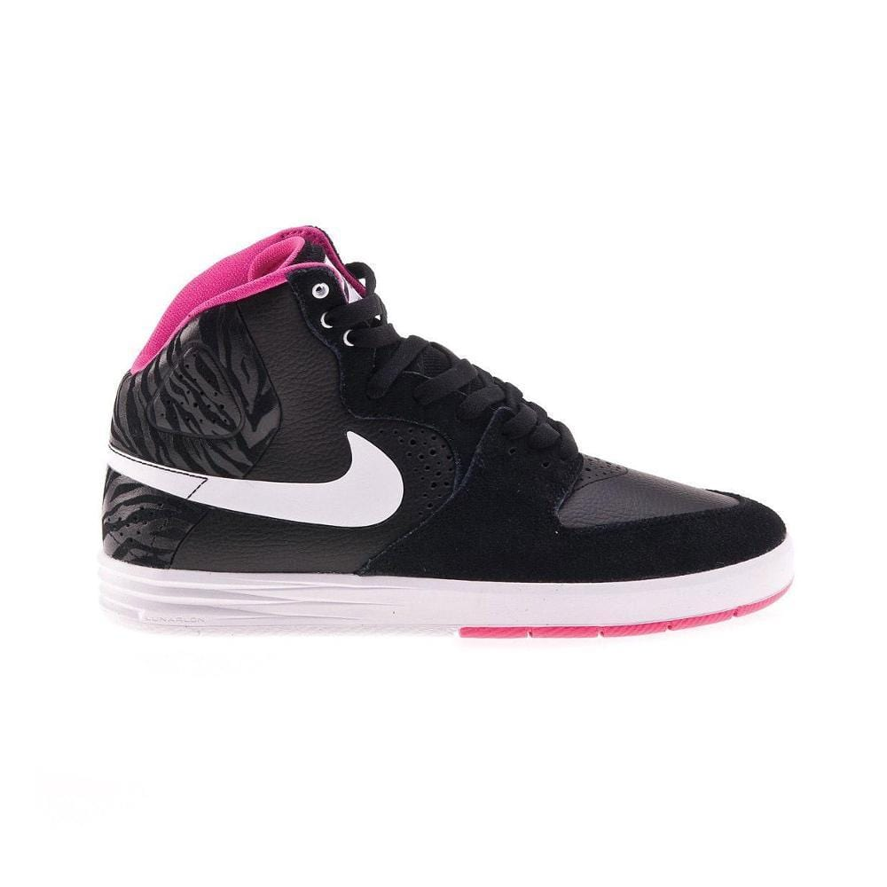 Nike Paul RodRiguez 7 Black Pink White - 50-50 Skate Shop