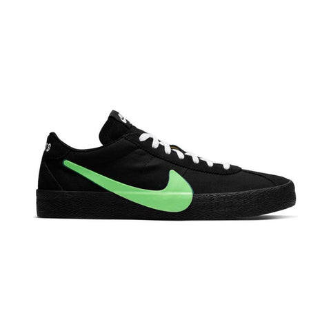 Nike SB Zoom Bruin Black Voltage Green White-50-50 Skate Shop