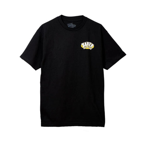 Baker Tee Oval Arch Black