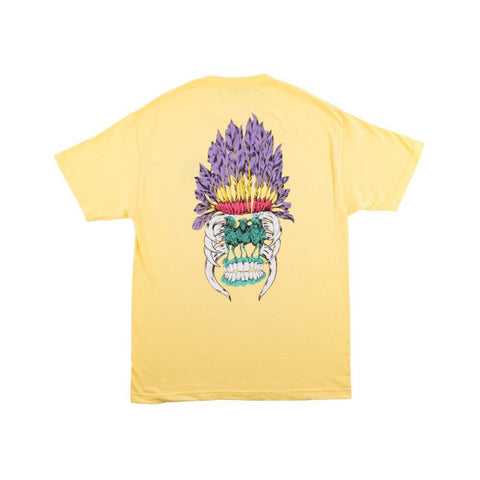 Welcome Sheep of a Feather Tee - Banana-50-50 Skate Shop