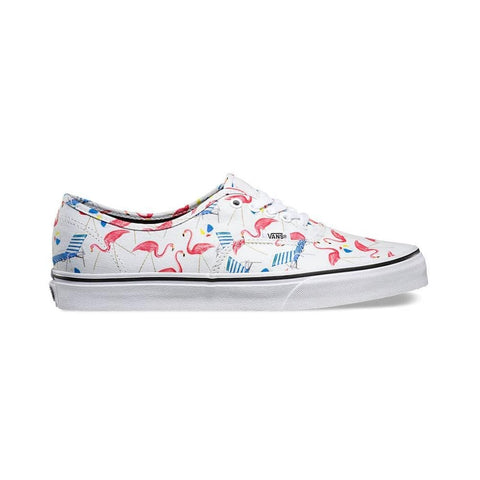 Vans Authentic Pool Vibes Classic White True White-50-50 Skate Shop