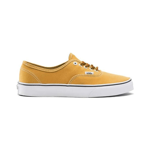 Vans Authentic Mineral Yellow True White - 50-50 Skate Shop