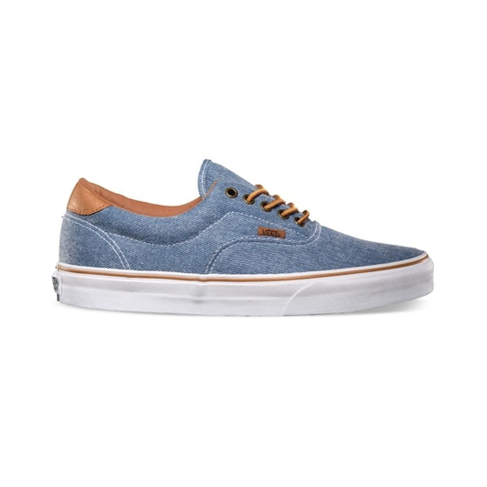 Vans Era 59 (Washed Twill) Blue – 50-50 Skate Shop 1f2f18d36