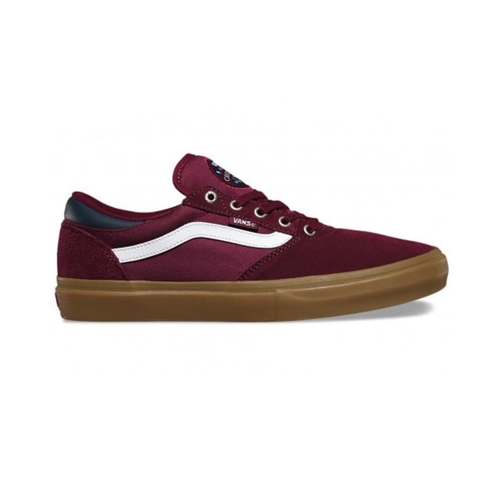 Vans Gilbert Crocket Pro Port Royale Gum - 50-50 Skate Shop