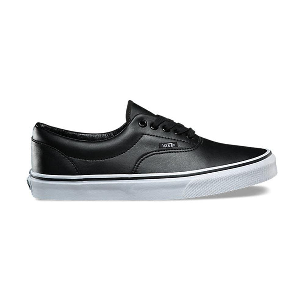 Vans Era (Classic Tumble) Black True White-50-50 Skate Shop