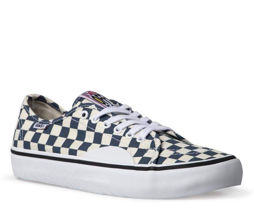 0a4bb41579f Vans AV Class Pro (Checkerboard) Dark Denim