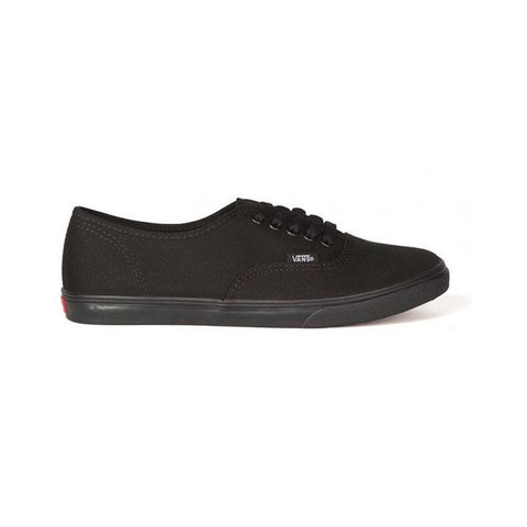 Vans Authentic Lo Pro Black Black-50-50 Skate Shop