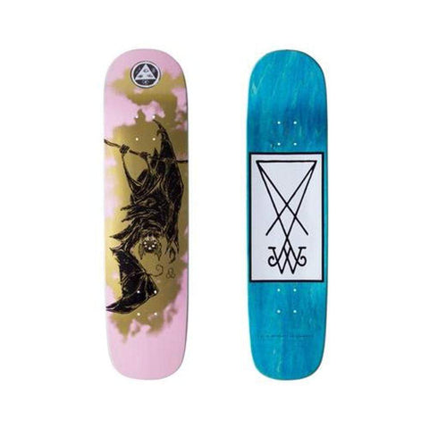 Welcome Infinitely Batty on Yung Nibiru Deck Pink Gold