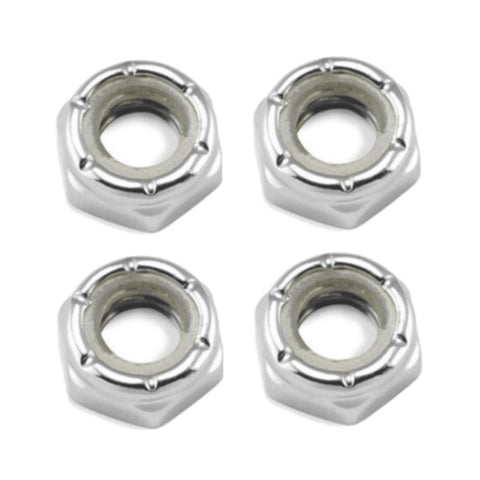Mini Logo Axle Nut pack of 4 - 50-50 Skate Shop
