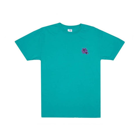 Ripndip Tucked In Tee Teal-50-50 Skate Shop
