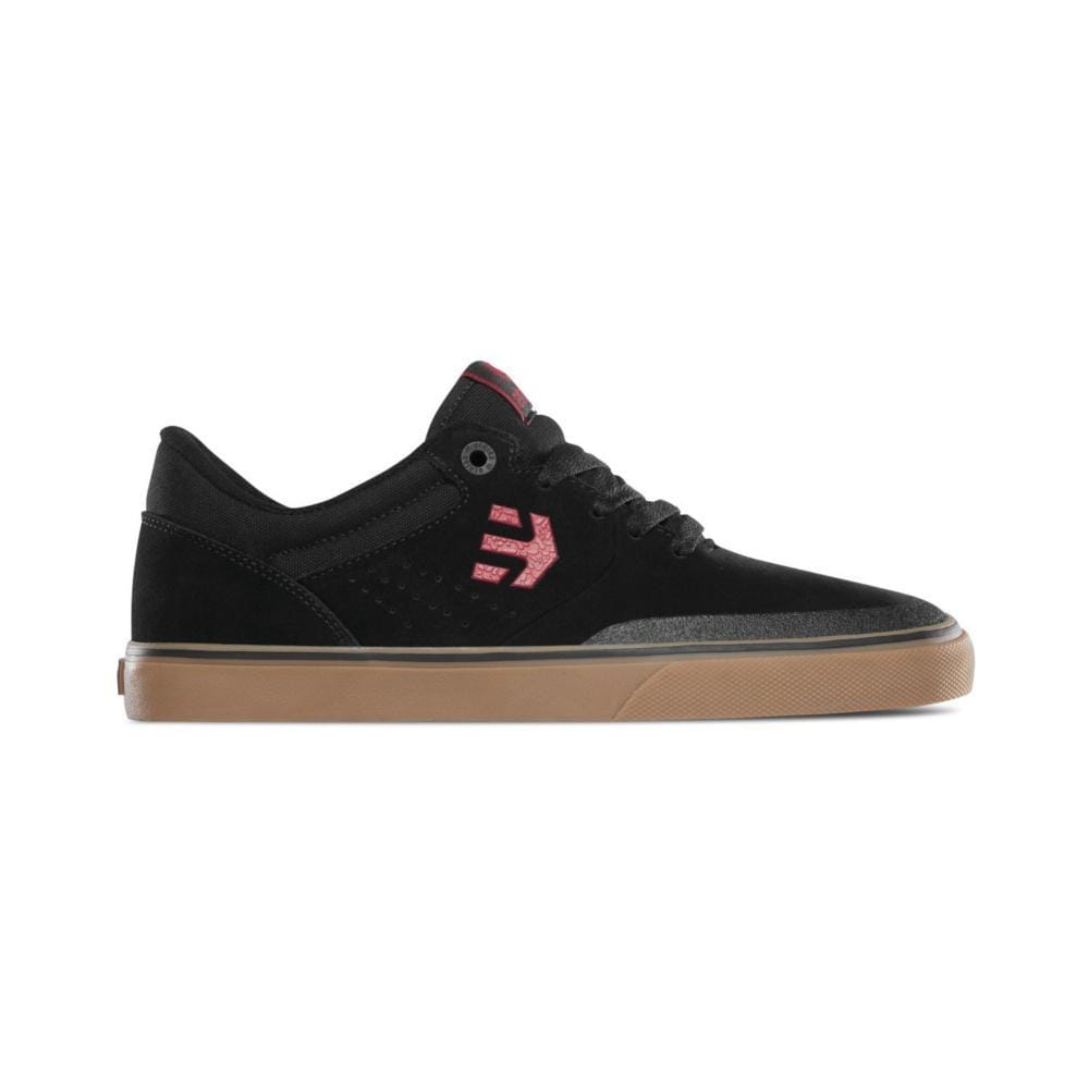 Etnies Marana Vulc Black Red Gum