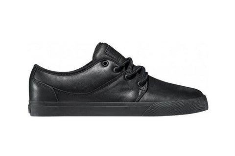 Globe Mens Mahalo Black BTS Leather