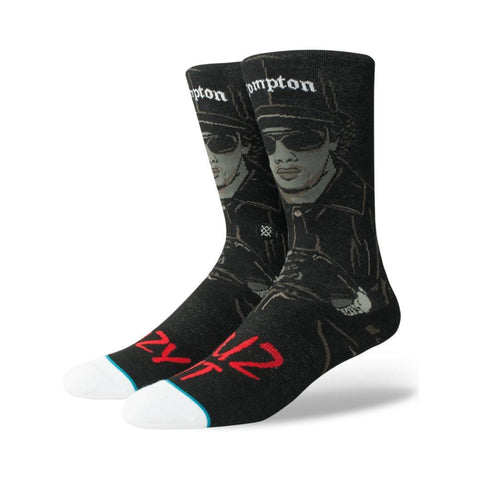 Stance Mens Eazy Duz It Socks Black-50-50 Skate Shop