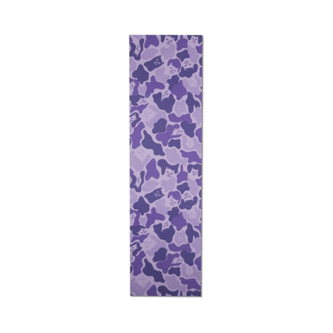 Ripndip Invisible Grip Purple Camo-50-50 Skate Shop