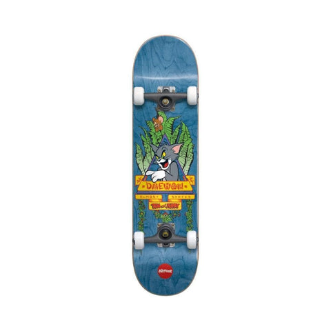 "Almost Skateboard Complete Tom Panther Premium 8.0"" FULL Blue-50-50 Skate Shop"