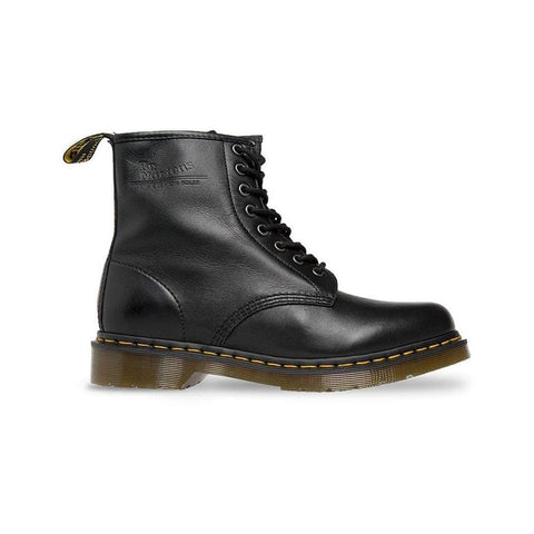 Dr Martens 1460z DMC 8 Up Black Nappa