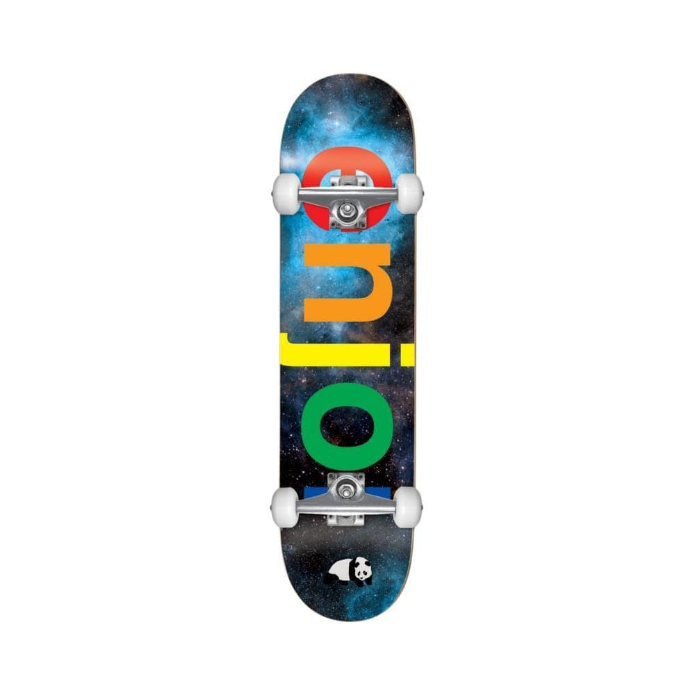 "Enjoi Complete Spectrum Youth FP 7.375"" MID Space"
