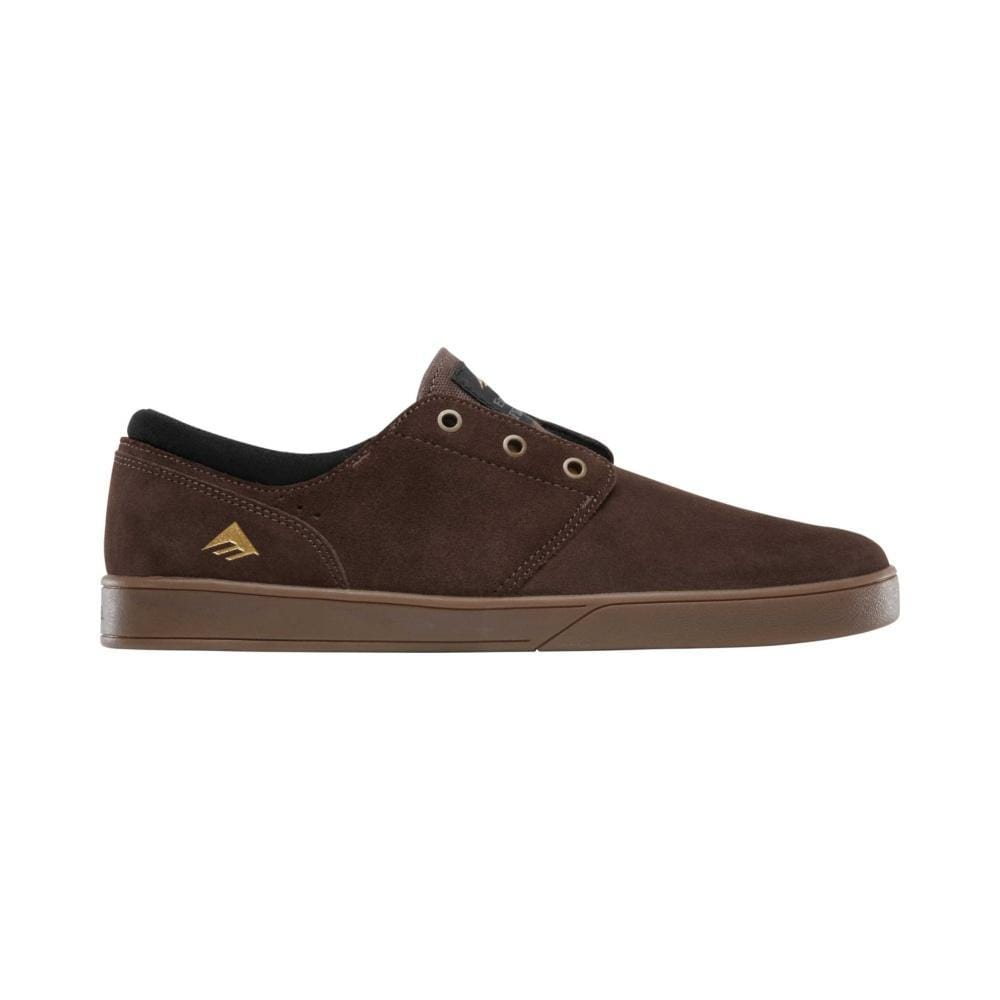 Emerica Mens The Figueroa Brown/Gum/Gold