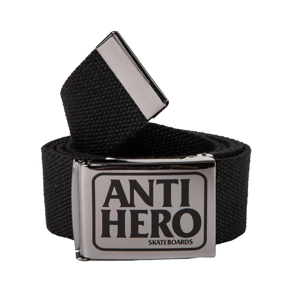 Antihero Belt Reserve Web Gun Black-50-50 Skate Shop