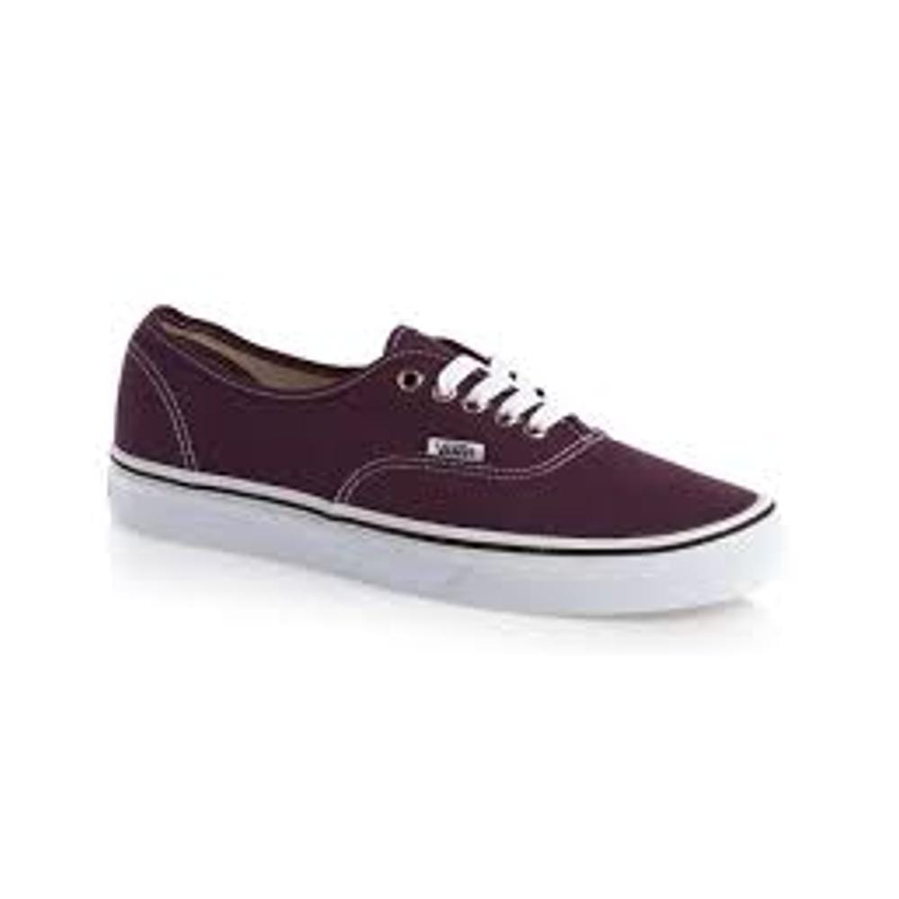 Vans Authentic Blackberry Wine True White-50-50 Skate Shop