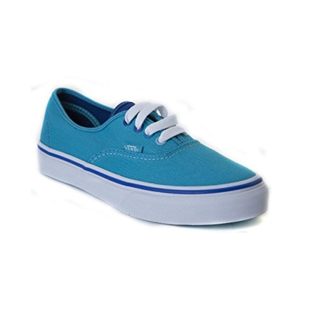 Vans Authentic (Multi Pop) Peacock Blue Turkish Sea-50-50 Skate Shop