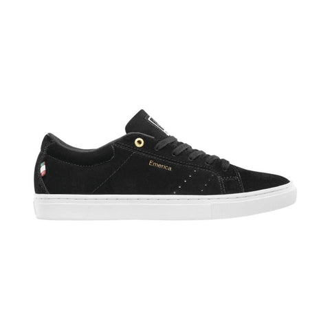 Emerica Americana Black White Gold - 50-50 Skate Shop