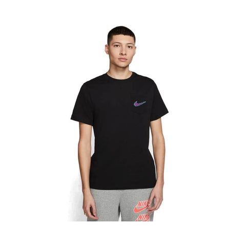 Nike SB Pocket Mini Truckin Tee Black - 50-50 Skate Shop