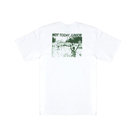 Hockey Not Today T-Shirt White-50-50 Skate Shop