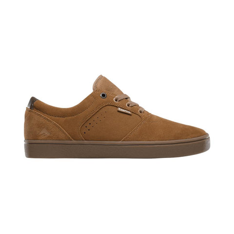 Emerica Figgy Dose Tan Gum - 50-50 Skate Shop