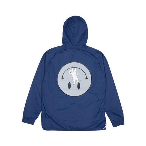 Ripndip Everything Will Be OK Anorak jacket 3M Navy