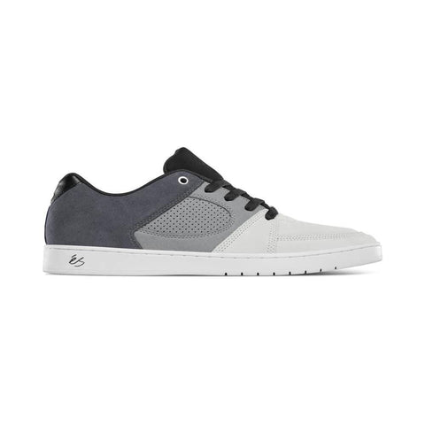 eS Accel Slim Light Grey Dark Grey-50-50 Skate Shop
