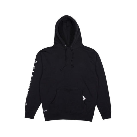 Ripndip Lord Nermal Hoodie Black-50-50 Skate Shop